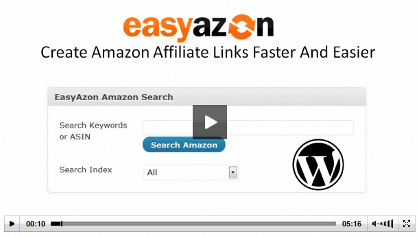 Chris Guthrie's EasyAzon Amazon WordPress Plugin