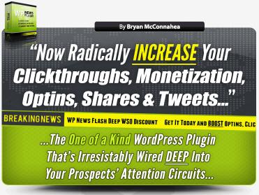 WP News Flash (WordPress Plugin)