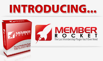 Member Rocket (WordPress Membership Plugin)