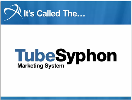Armand Morin's TubeSyphon System (YouTube Video Training Course)