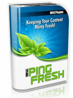 IMSC PingFresh WordPress Plugin