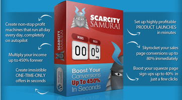 Scarcity Samurai WordPress Plugin