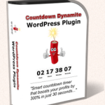 Countdown Dynamite WordPress Plugin