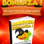 Halloween Bonanza By Erica Stone