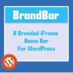 BrandBar WordPress Plugin