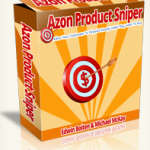 Azon Product Sniper 2.0 – Amazon Product Search Engine