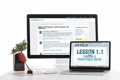 AffiloBlueprint - Affiliate Marketing Course