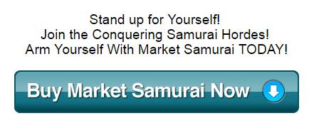 Market Samurai Keyword Research Tool