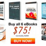 Problogger eBooks Holiday Sale (50% Off Until January 1)