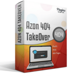 Azon 404 Takeover WordPress Plugin