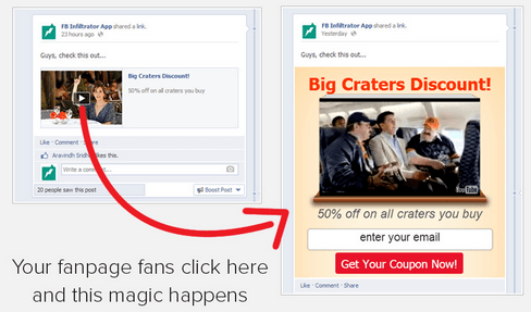 FB Infiltrator