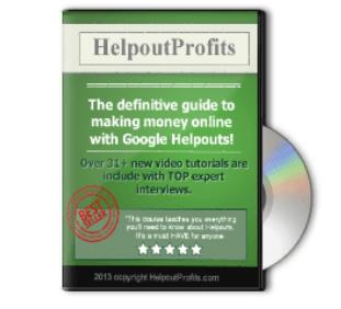 Helpout Profits Video Course