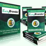 EasyBrander – Viral PDF Branding Web App Software