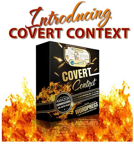 Covert Context WordPress Plugin
