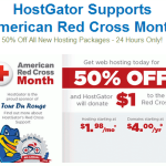 HostGator Discount – 50% Off All New Hosting Packages