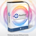 RunClick Webinar And Video Conferencing Software