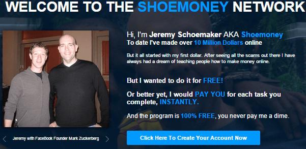 Shoemoney Network