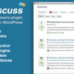 Questions And Answers WordPress Plugin (Sabai Discuss)
