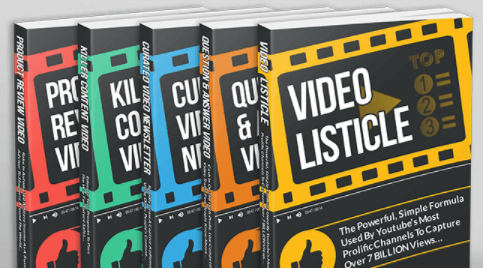 Ultimate Video Traffic Blueprint