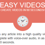 Instant Video Wizard – Convert Articles Into Videos